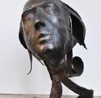 Izložba skulptura Vukašina Milovića