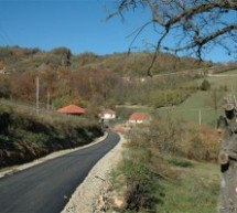 Горњи Милановац:Завршено асфалтирање у осам месних заједница