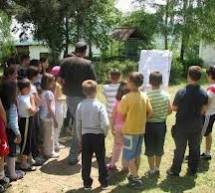 """""""Eko kamp u Koštunićima i NTC sistem učenja"""""""