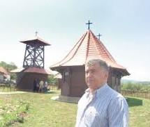 Освештана нова црква у Ртима