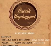 "Фестивал ""Čačak Unplugged"""