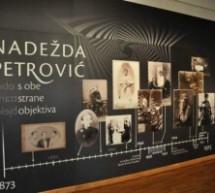 Вечерас представљање Надежде Петровић – с обе стране објектива