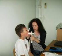 Ispitivanje plućne funkcije dece