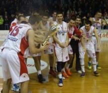 KK Borac Mozzart Sport osvojio Kup Srbije!