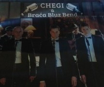 """Muzičko putovanje oko sveta u """"ROMANSI """" – Čegi i Braća Bluz bend –"""